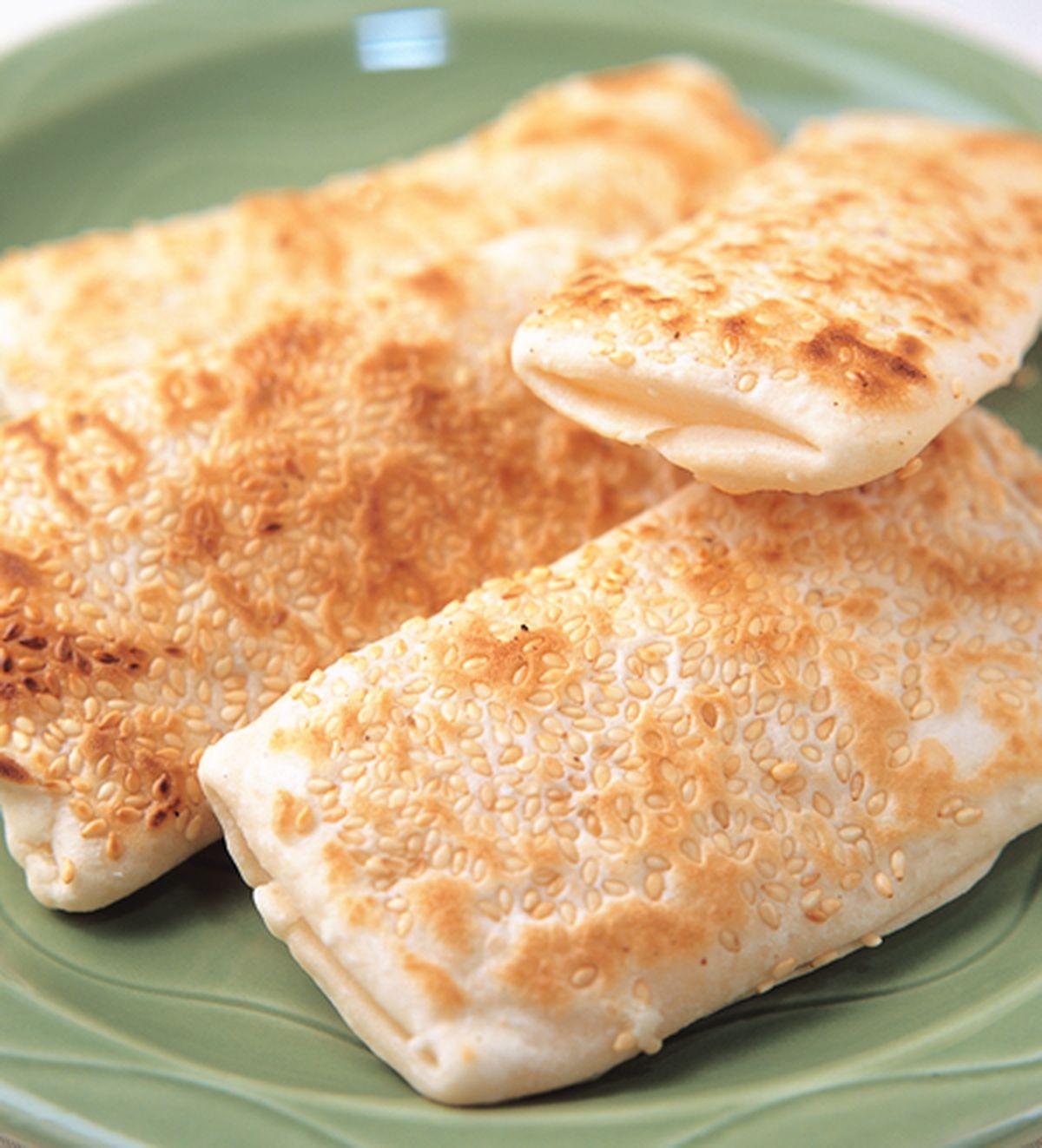 【食譜】芝麻燒餅(1):www.ytower.com.tw