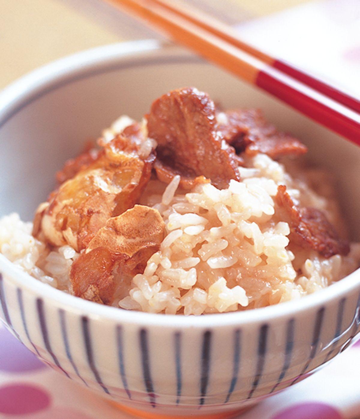 【食譜】羊肉麻油飯:www.ytower.com.tw