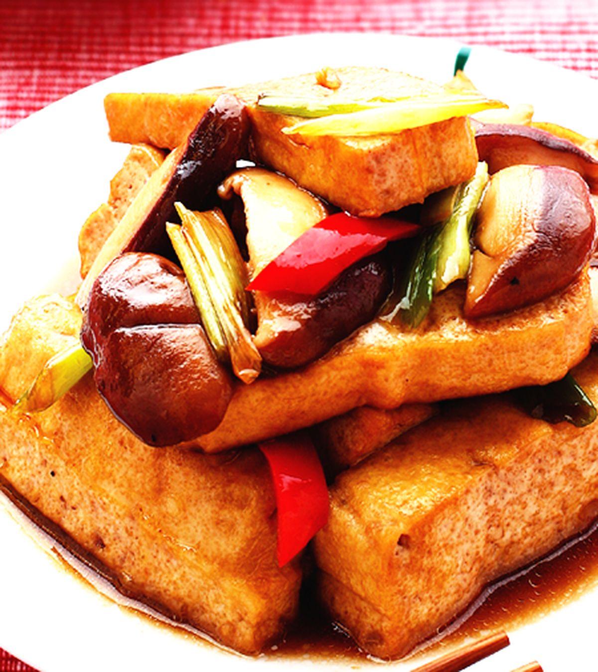 【食譜】紅燒臭豆腐:www.ytower.com.tw