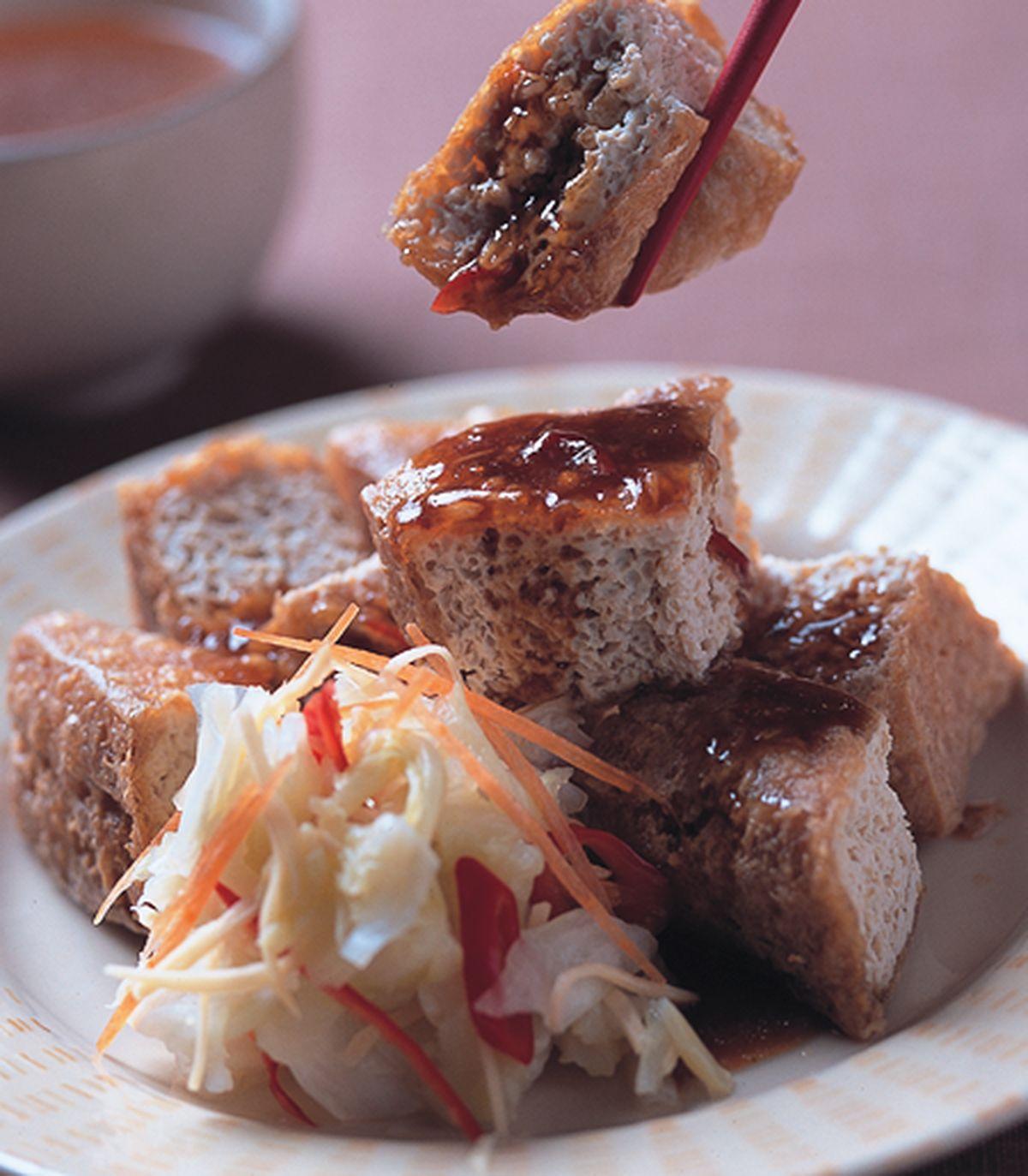【食譜】炸臭豆腐(1):www.ytower.com.tw