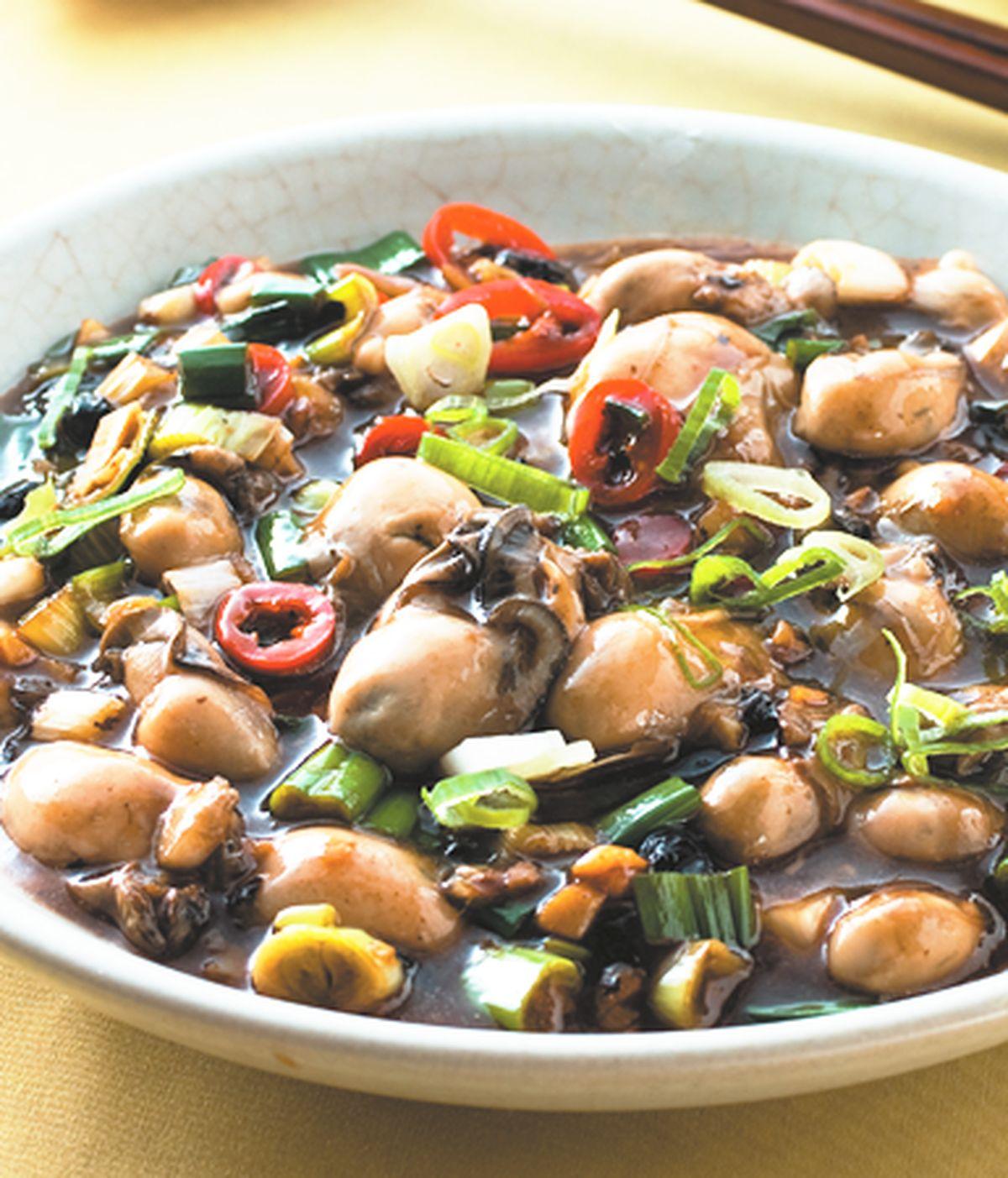 【食譜】豆豉鮮蚵(2):www.ytower.com.tw