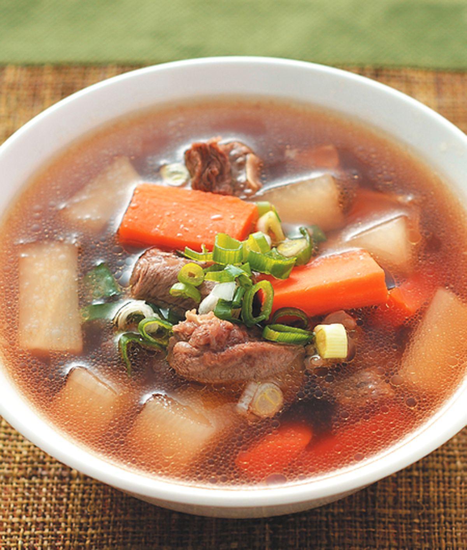 【食譜】紅燒牛肉湯(2):www.ytower.com.tw