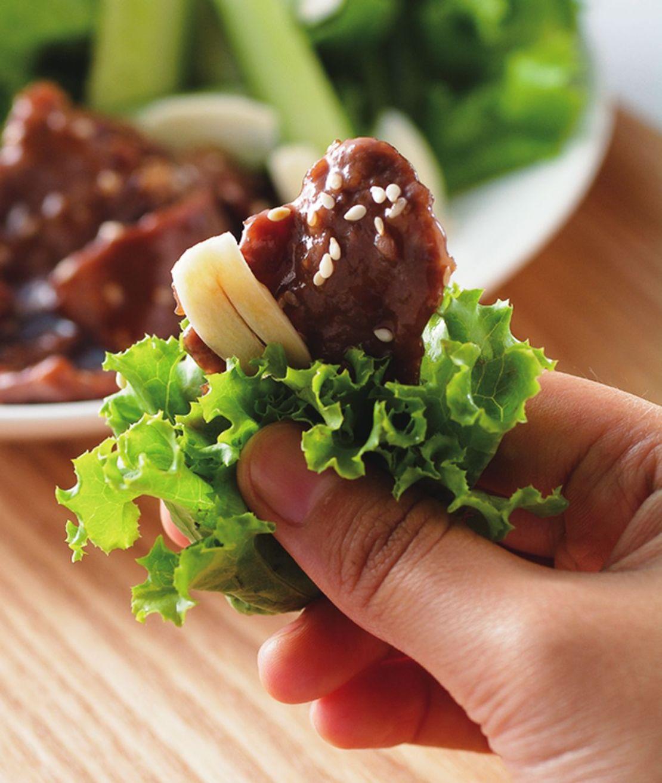 食譜:韓式烤牛肉(1)