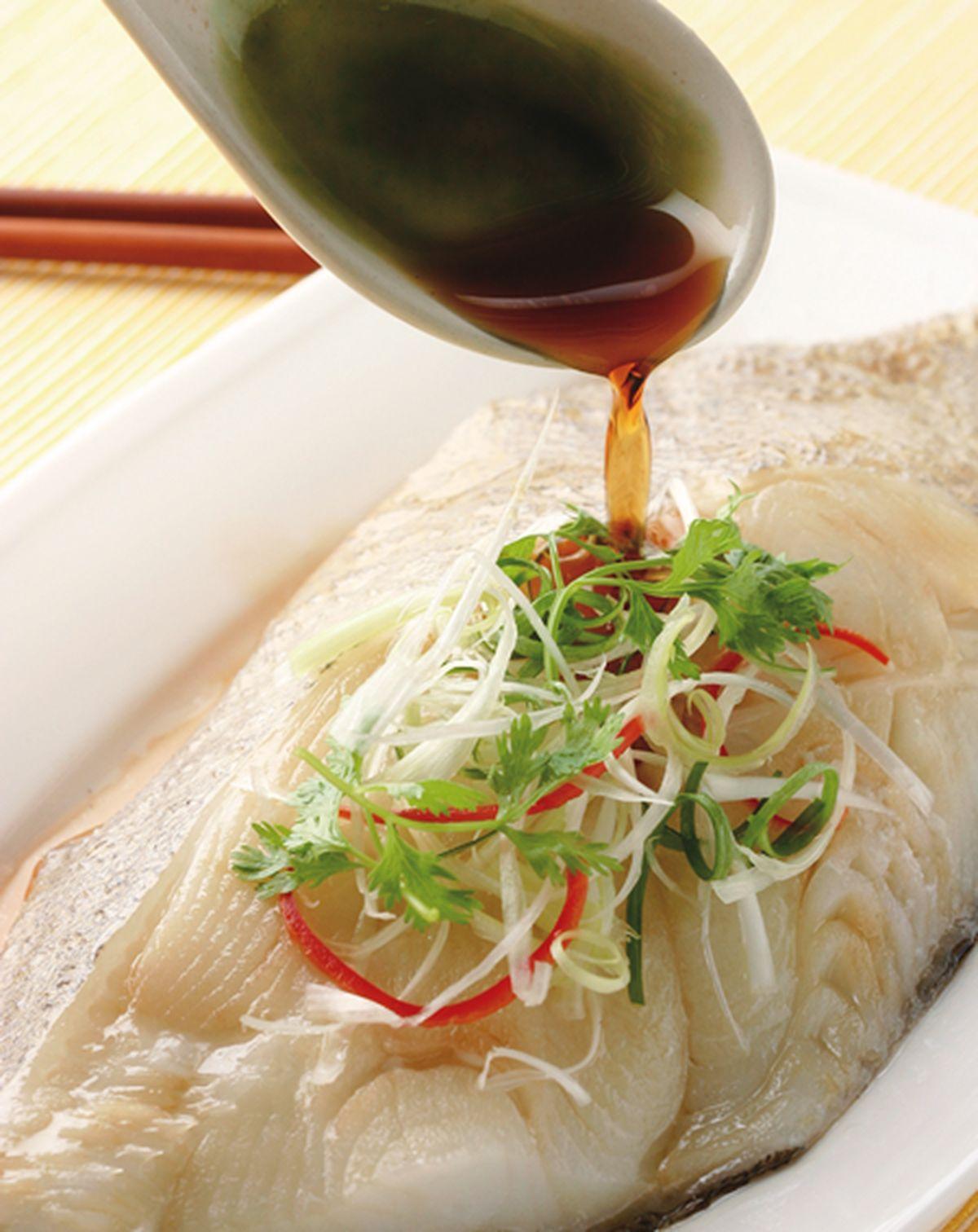 【食譜】清蒸鱈魚(3):www.ytower.com.tw