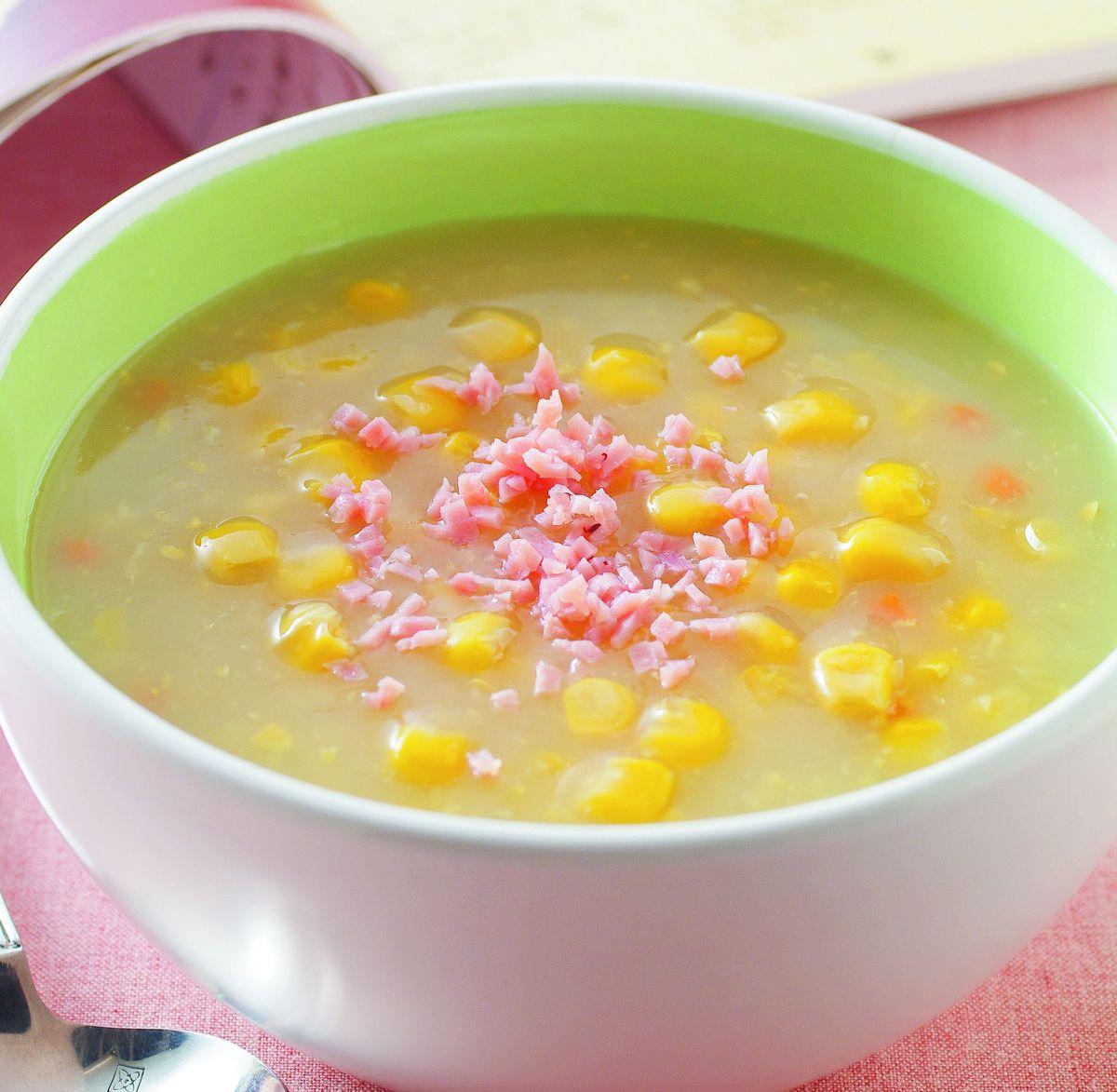 【食譜】玉米濃湯(4):www.ytower.com.tw