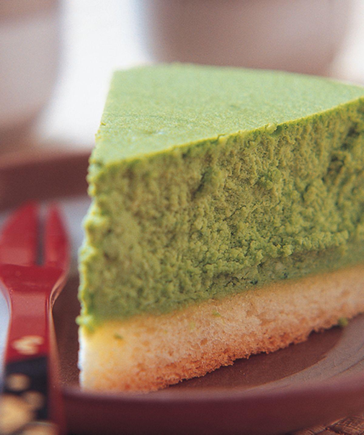 【食譜】抹茶乳酪蛋糕:www.ytower.com.tw