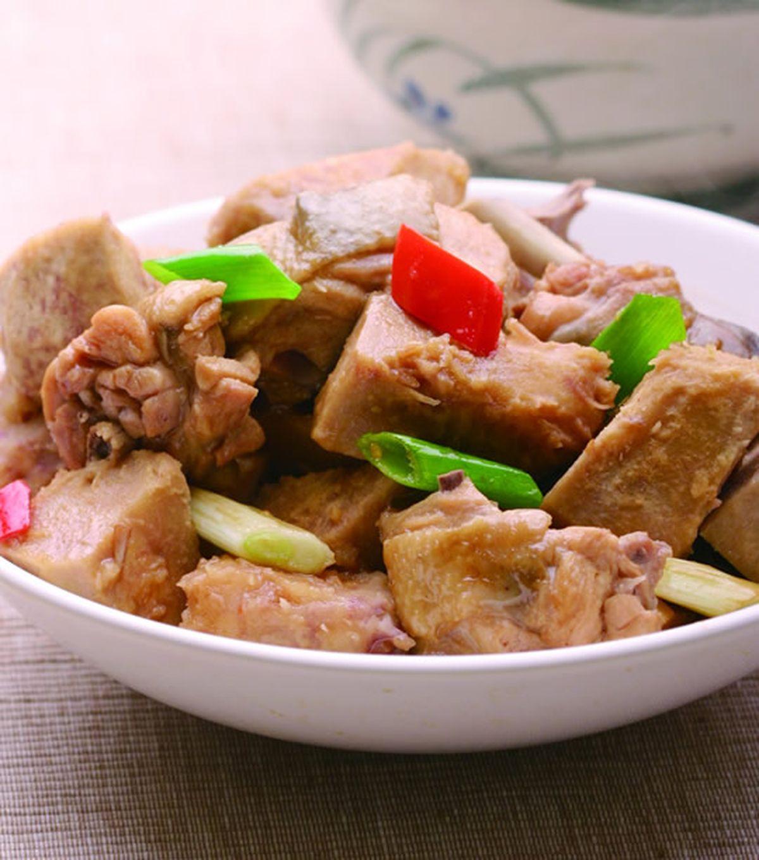 【食譜】芋頭燒雞(3):www.ytower.com.tw