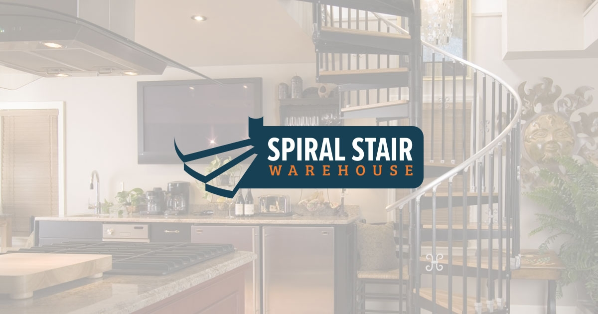 Shop For Indoor And Outdoor Spiral Stair Kits Spiral Stair Warehouse | Spiral Staircase For Sale Craigslist | Senior Prank | Handrail | Steel | Stairway | Metal
