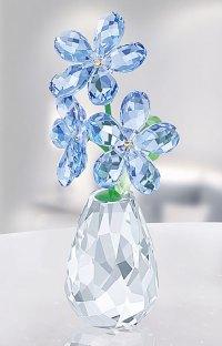 Swarovski Crystal, Flower Dreams Forget Me Not