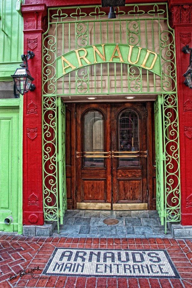 Arnauds Restaurant at 813 Bienville St New Orleans LA