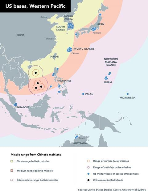 Missilemap : missilemap, Force, Might, 'deception', Hidden, Shipping, Containers, Fight, China, Depth, Flight, Global