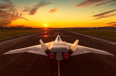 Tempest sunset at Warton