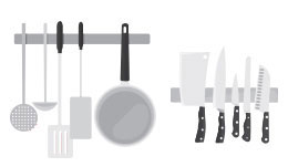 Kitchen equipment list
