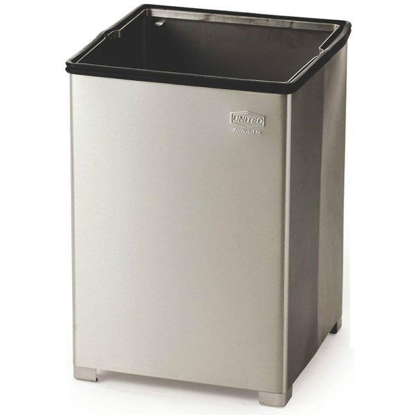 Rubbermaid Fgb1414sspl 10.5-gallon Commercial Trash