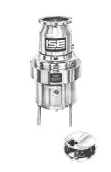 InSinkErator SS-500-18A-MS Complete Disposer Package, 5 HP