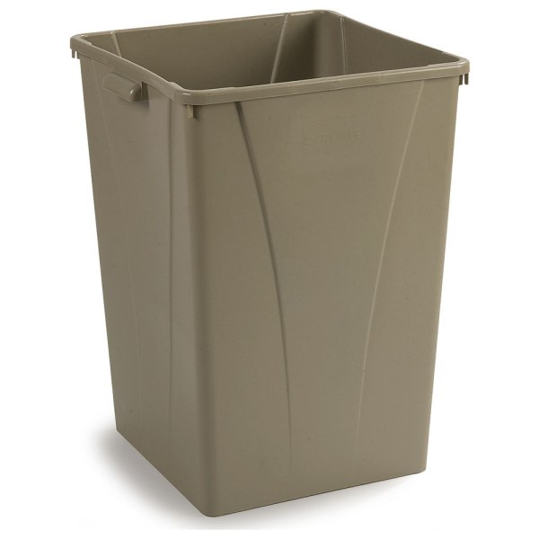 50 Gallon Commercial Trash Cans