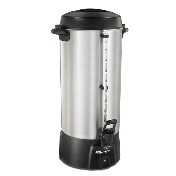 Hamilton Beach 45100 100-cup Coffee Urn With Dual Heaters & Tall Base 120