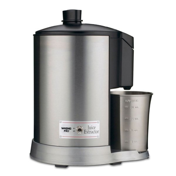 Waring Jex328 Pulp-free Juice Extractor Wide Feed Tube
