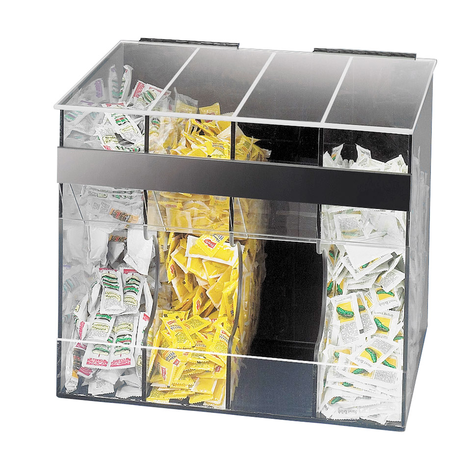 Volume Packet Condiment Mil Dispenser 866 Section Cal High 4
