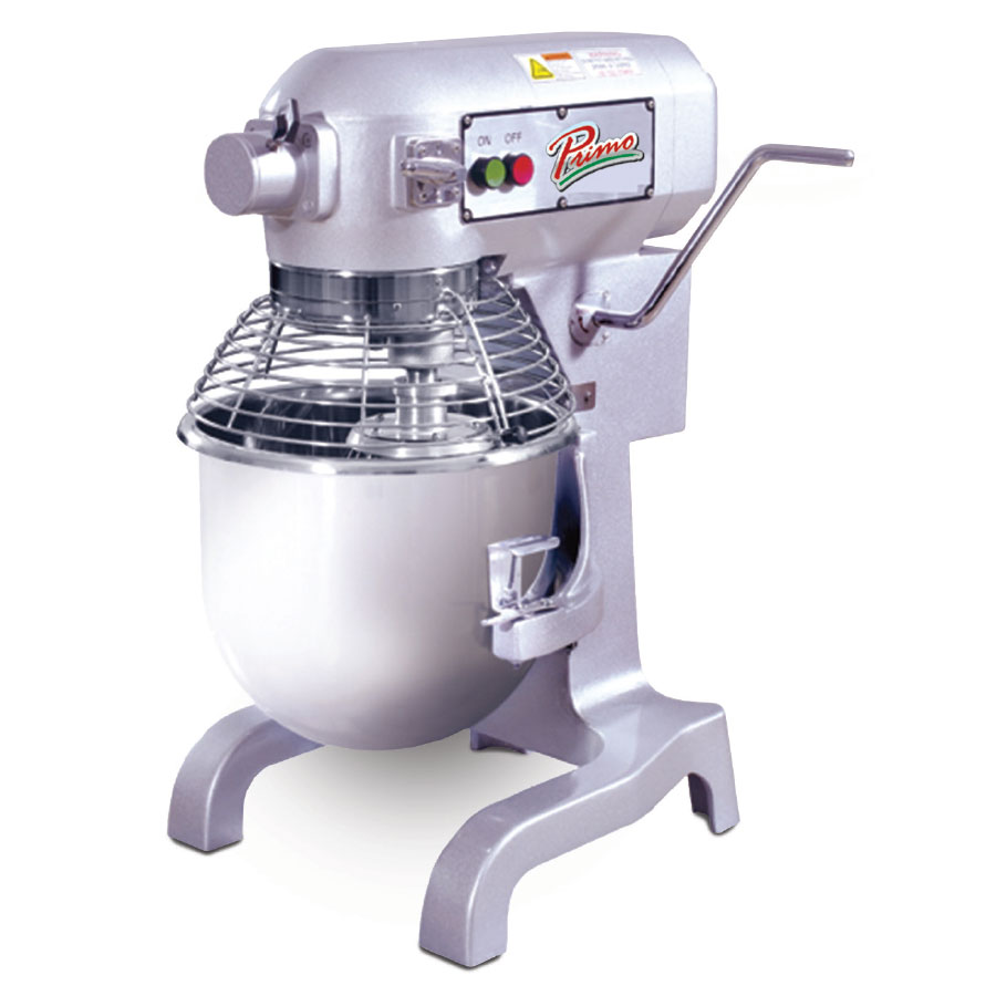 Primo Pm20 20 Qt Mixer W 3 Speeds Amp 1 Hp Motor 120 V