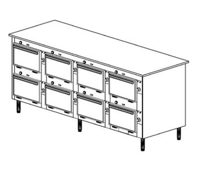 Duke 2204 2403 Reach In Heated Holding Cabinet, 1