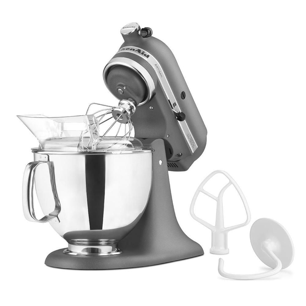 KitchenAid KSM150PSGR 10 Speed Stand Mixer W 5 Qt