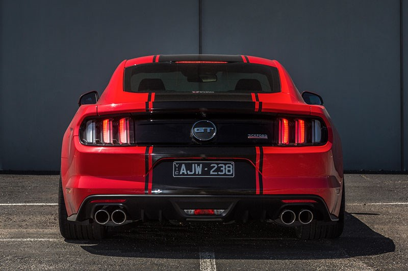 Car Workshop Wallpapers Tickford Power Pack 360 Ford Mustang Review