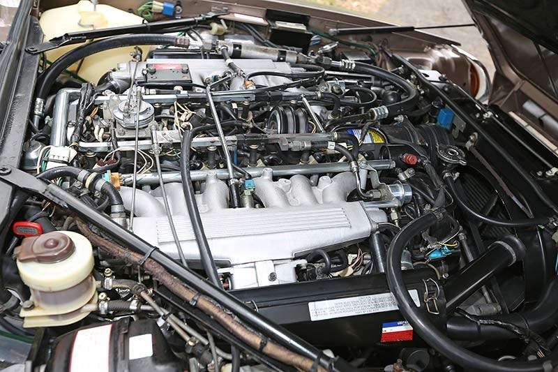 Jaguar Xjs V12 Engine