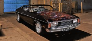TIMECAPSULE 1977 FORD XC FAIRMONT COUPE