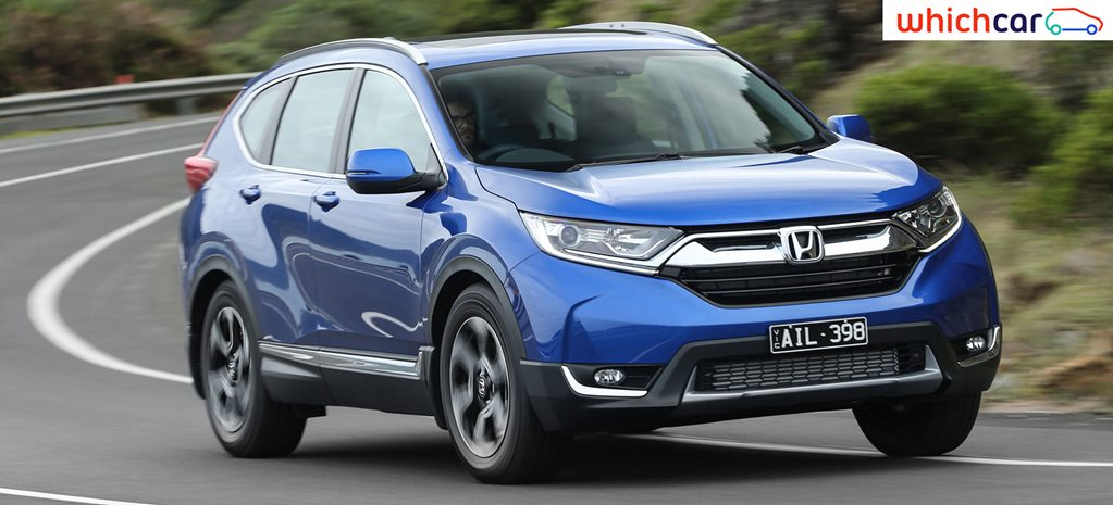Honda CR V 2019 Review Price Amp Features Australia