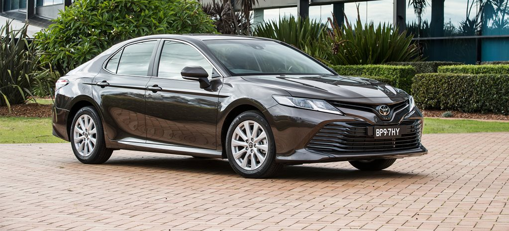 all new camry hybrid review pajak grand avanza 2018 toyota ascent quick
