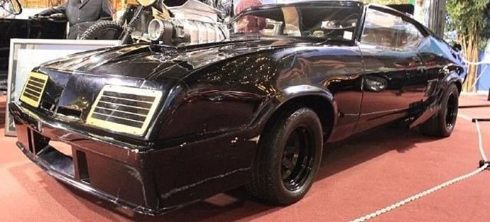 Original Mad Max Interceptor hits the market