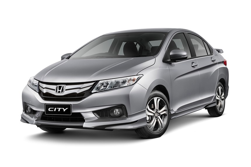 2018 Honda City VTi-L, 1.5L 4cyl Petrol Automatic, Sedan