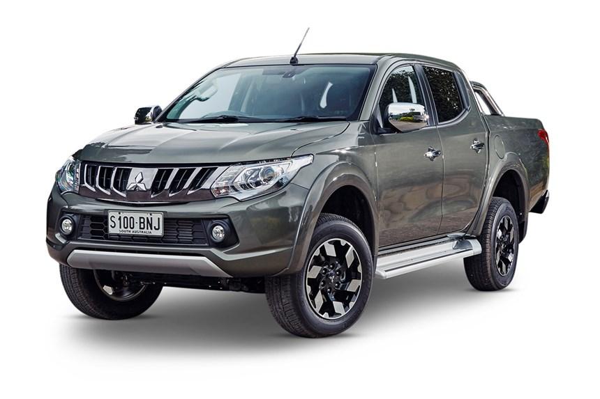 2018 Mitsubishi Triton Exceed (4x4), 24l 4cyl Diesel