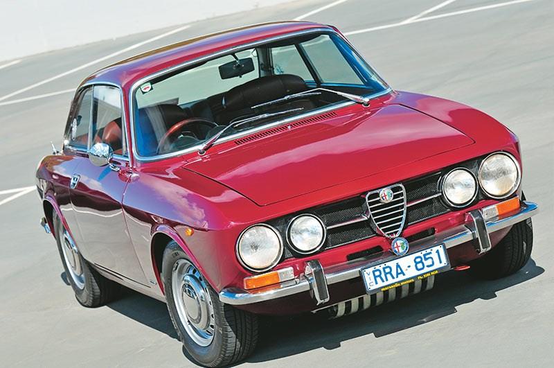 Alfa Romeo 105 Series Buyer's Guide