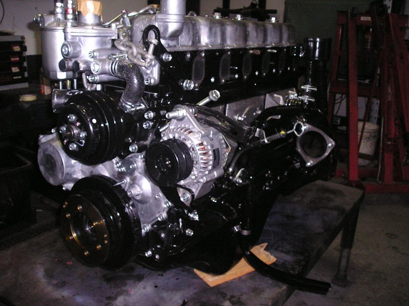 1990 Isuzu Truck Engine