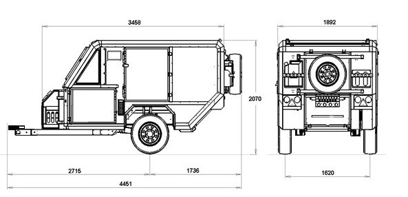 New CONQUEROR AUSTRALIA UEV-440 Camper Trailers for sale