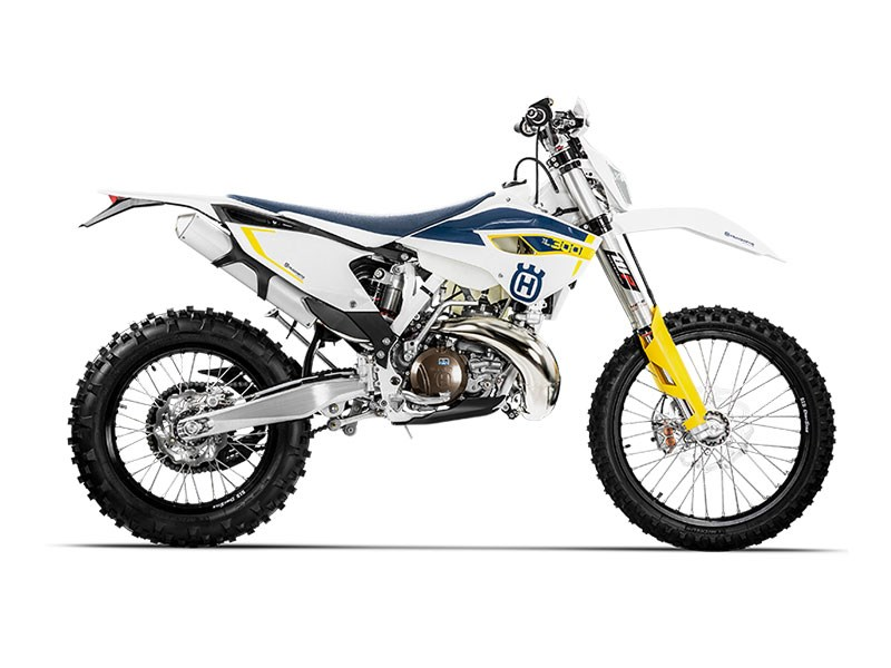 New HUSQVARNA TE 300 Motorcycles for sale