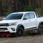 Toyota Hilux Trd Resurrected