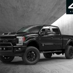Tuscany Black Ops Ford F 250 Unleashed By Performax International