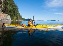 Beginner's guide to sea kayaking - Australian Geographic