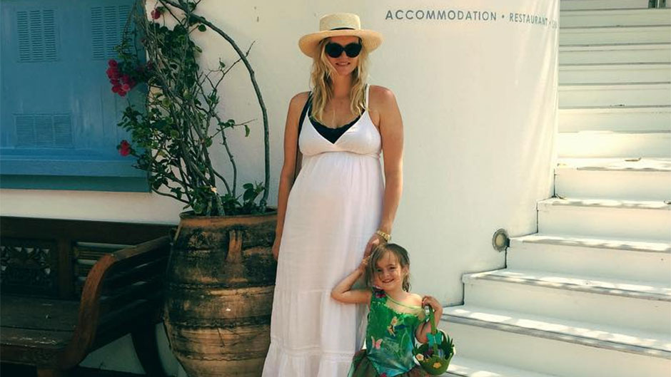 Gemma Ward Gives Birth To Baby Son : Elle
