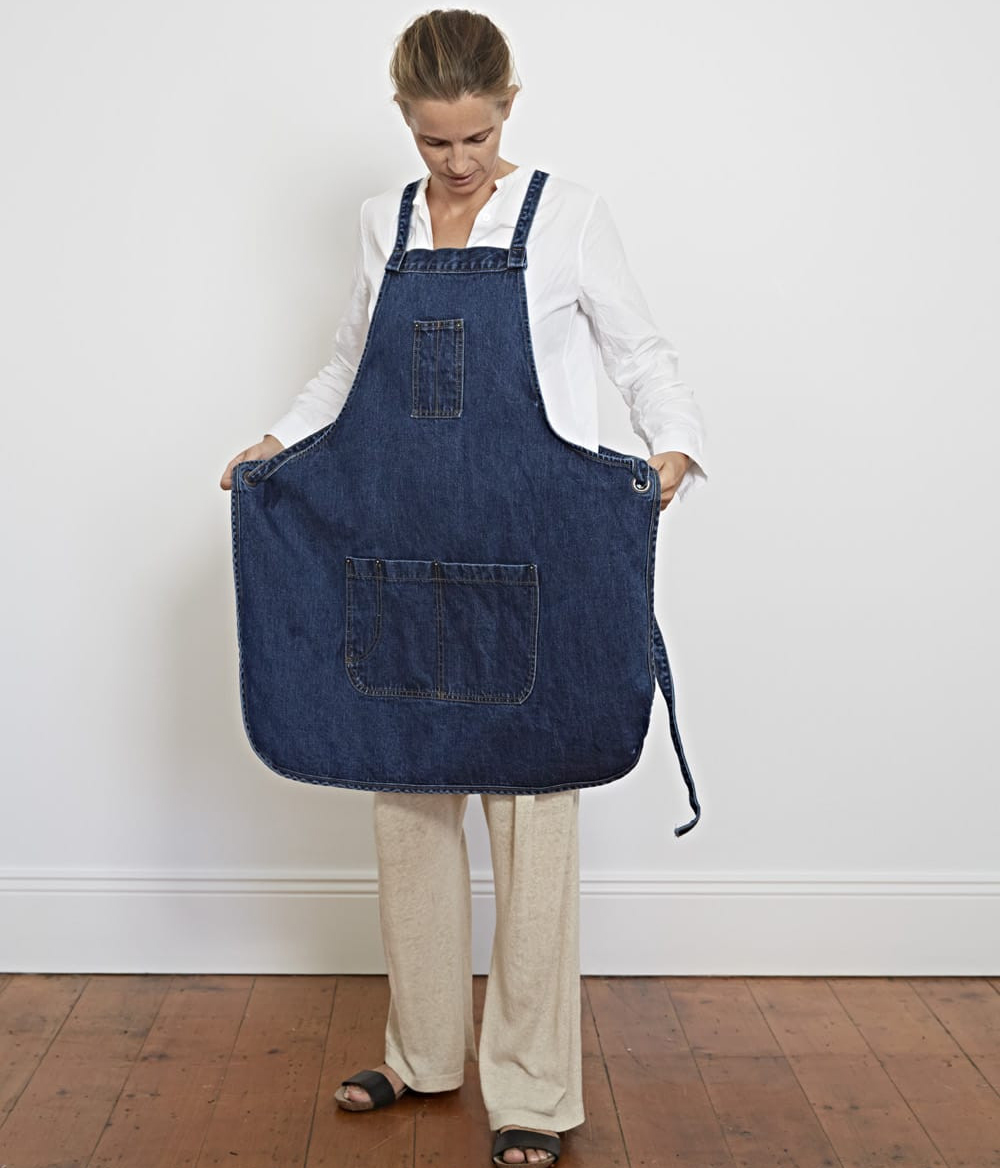 kitchen wear sinks reviews worktones aprons and napkins gourmet traveller s a apron