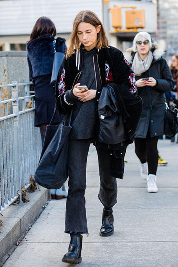The Best Street Style From New York Fashion Week Image