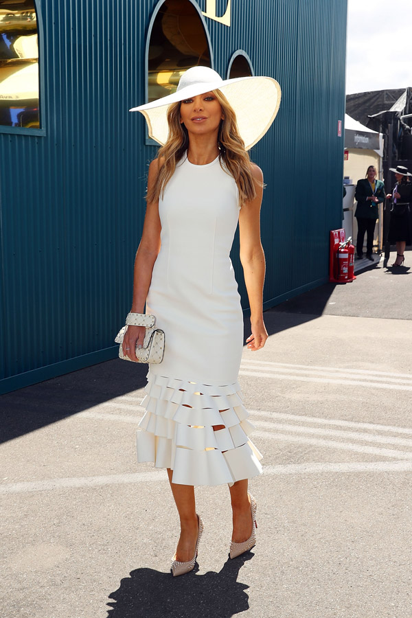 The Most Stylish Trackside Ensembles At Aami Victoria