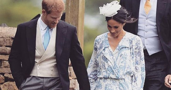 Meghan Markles Wedding Guest Look Divides Opinions