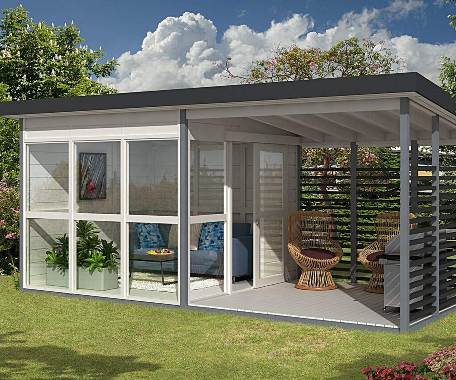 Amazon Is Selling A Flatpack Tiny House You Can Build