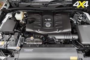 Y62 Nissan Patrol Ti review