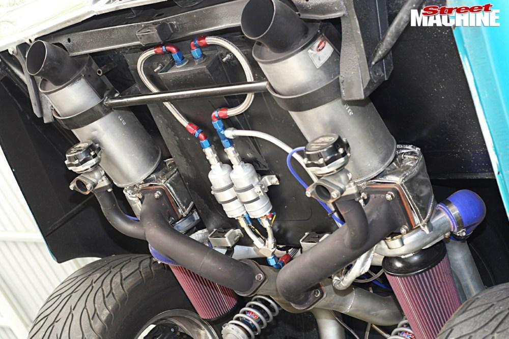 medium resolution of 11b rear mounted turbo