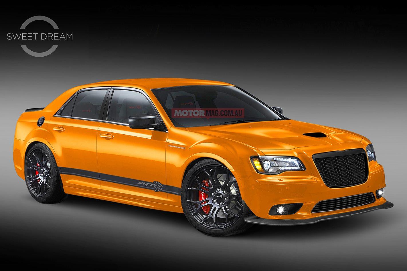 Sweet Dream  Chrysler 300 Srt Hellcat